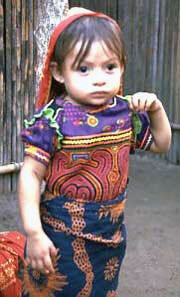 Photo of little girl in Providencia
