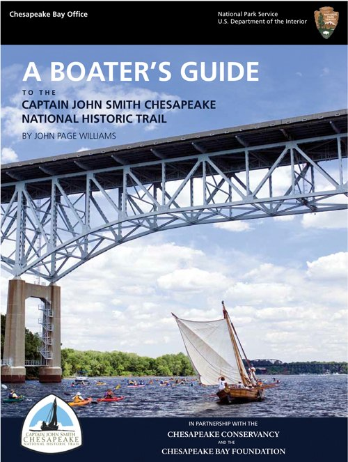 Photo of A Boater's Guide to the Captain John Smith Chesapeake National Historic Trail