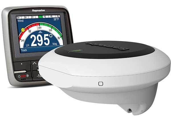 Photo of the Raymarine Evolution