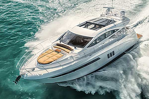 2015 Sea Ray 590 Express