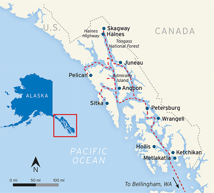 An Insider S Take On The Inside Passage Boatus