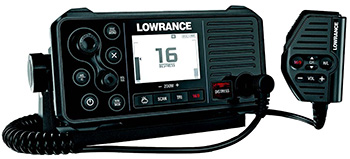 Lowrance Link-9 VHF Radio for Boat
