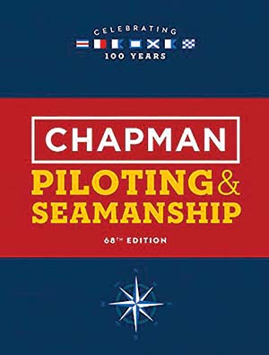 Chapmans Piloting and Seamanship cover