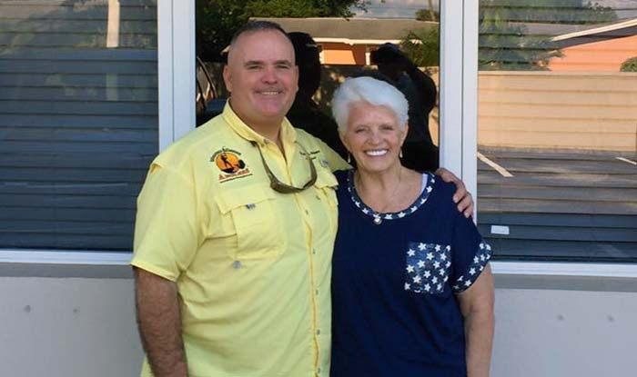 Dave and Judy Souders
