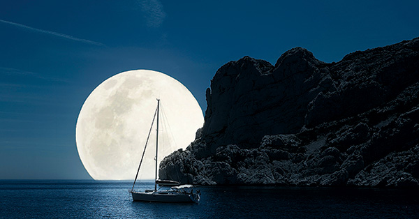 The Magic Of Overnighting On Your Boat Boatus