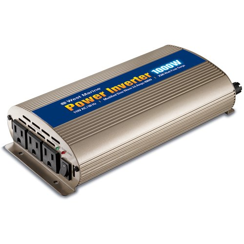 Inverter for boat