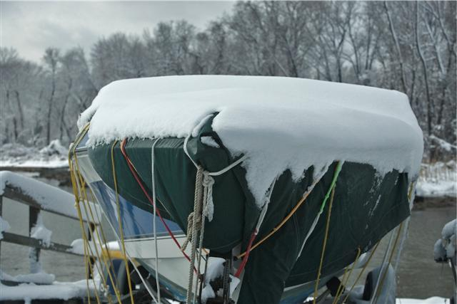 Winterzing your boat