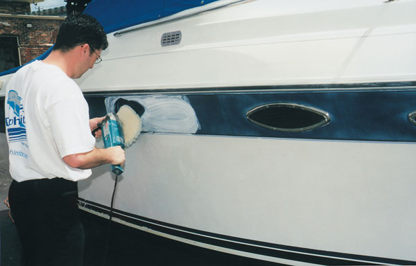 Restoring the Shine to Fiberglass - BoatTech