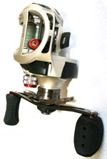 Quantum EXO fishing reel