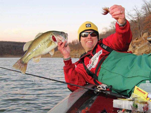 Fish Your Way Around Cold Water Jerkbaits - Fishing