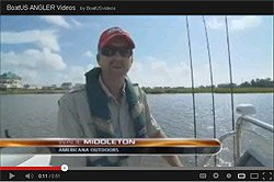 Wade Middleton talks about life vests and kill switches