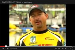 Jeff Kriet talks about life vests and boating safety