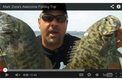 Mark Zona talks about Zona's Awesome Fishing Contest