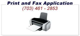 Print and Fax Loan Application