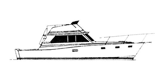 Viking 40 Convertible