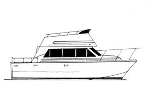 Carver 28' Mariner and Voyager