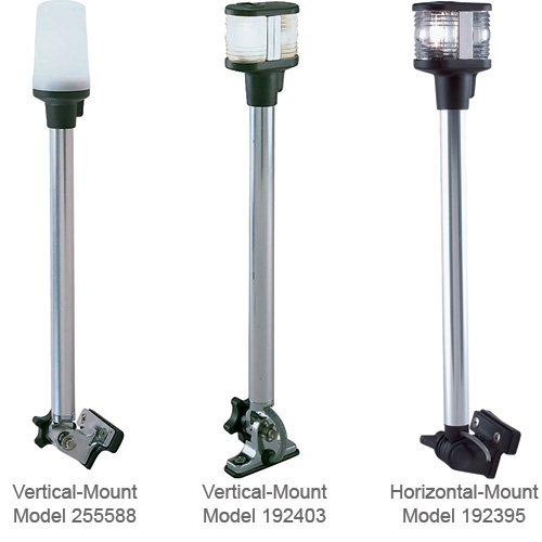 Anchor light  sc 1 st  BoatUS & Anchor Lights Requirements - BoatTECH - BoatUS