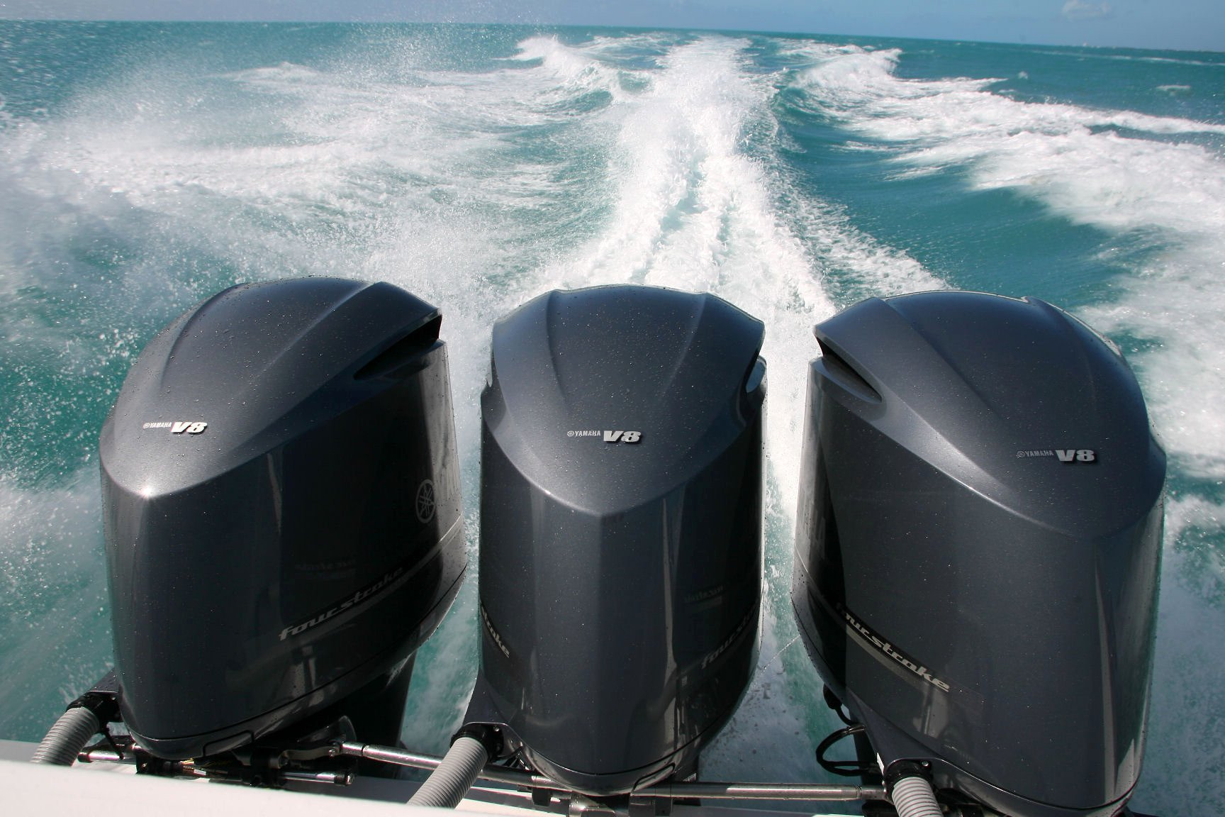 how to make an outboard motor faster