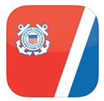 US Coast Guard Safety app icon