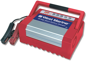 West Marine Smart Battery charger