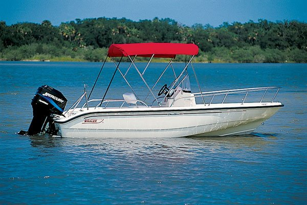 Boat - bimini top