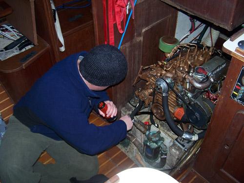 yamaha 100 outboard oil change