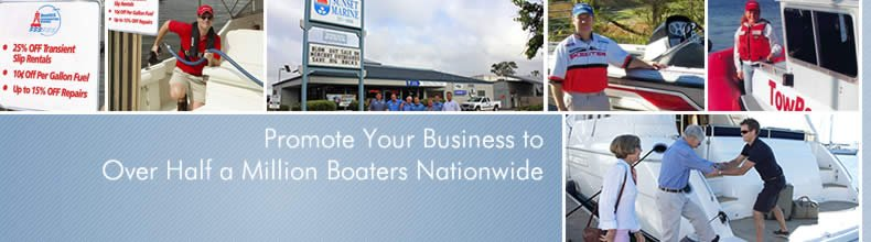 Promote Your Business to Half a Million BoatUS Members
