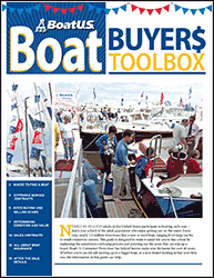 Boat Buyers Toolbox Cover