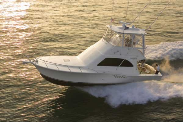 Photo of Convertible Fishing Boat - Albemarle 410xf