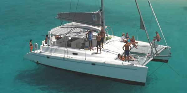 Photo of a Cruising Catamaran - Voyager DC 45
