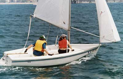 Photo of a Daysailer