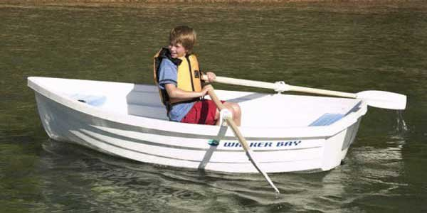Photo of a Dinghy Tender - Walker Bay 8
