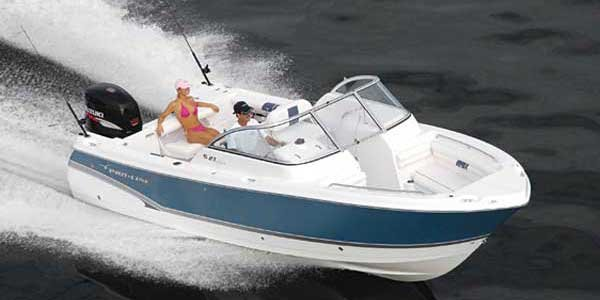 Photo of a Dual Console Boat - Proline 23