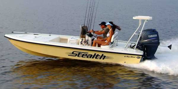 Photo of Key West Stealth Flats Boat