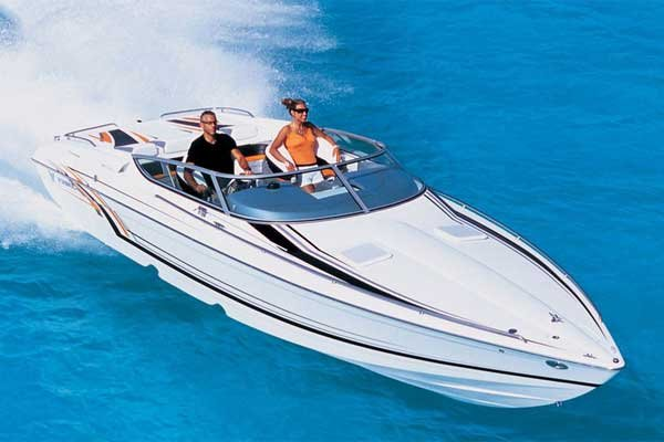 Phot of a High Performance Boat - Formula 292 Fastech