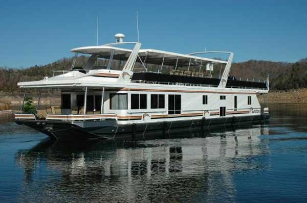 Photo of a Houseboat