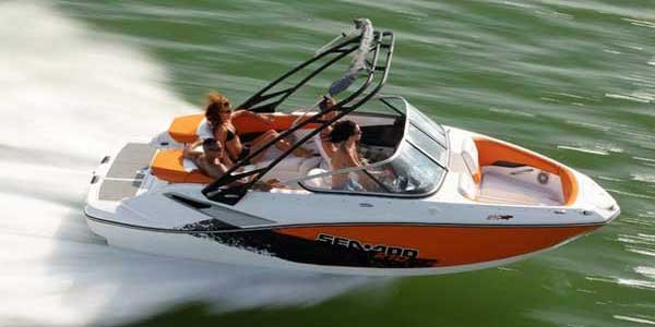Photo of a Jet Boat - SeaDoo 180SP