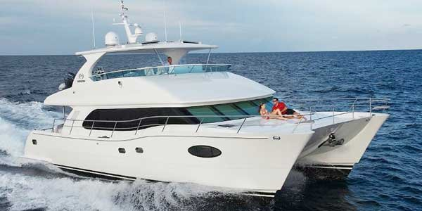 Photo of a Power Catamaran - Horizon PC 60