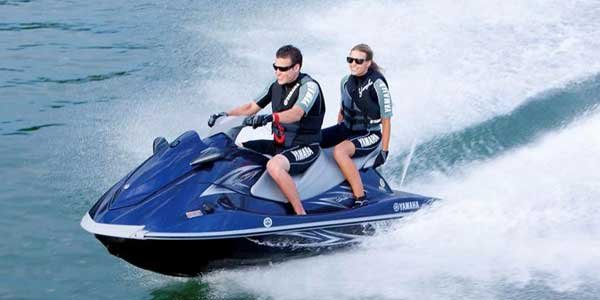 Photo of a Personal Watercraft - Yamaha VX Cruiser