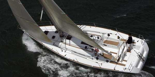 Photo of a Racing-Cruiser - Beneteau First 40