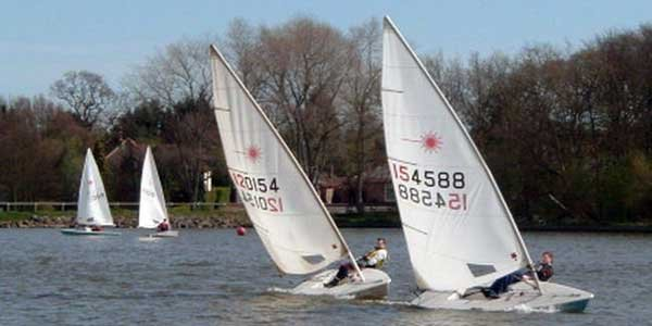 Photo of Sailing Dinghy - Lasers