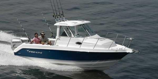 Photo of a Walkabout Boat - Proline 26 XP