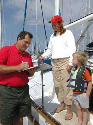 Sales Contracts Boat Buyers Guide Boatus