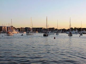 Photo of Annapolis Harbor