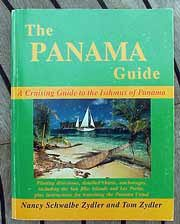 Photo of Panama guidebook