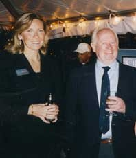 Photo of Bernadette and Murray Davis