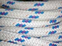Photo of coiled rope