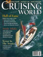 Photo of Cruising World cover