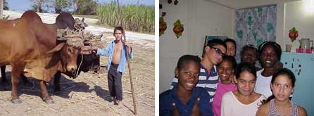 Photo of Cuban children