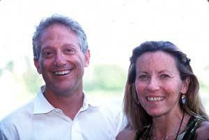 Photo of Bernadette and Douglas Bernon